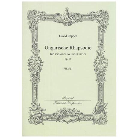 Popper, D.: Ungarische Rhapsodie Op. 68