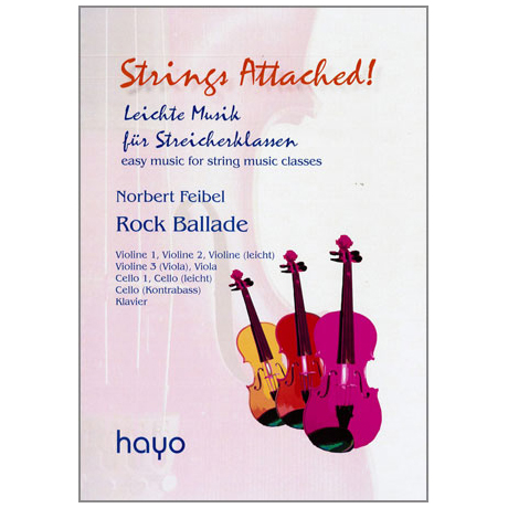 Strings Attached: Feibel, N.: Rock Ballade
