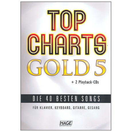 Top Charts Gold 5 (+2CDs)