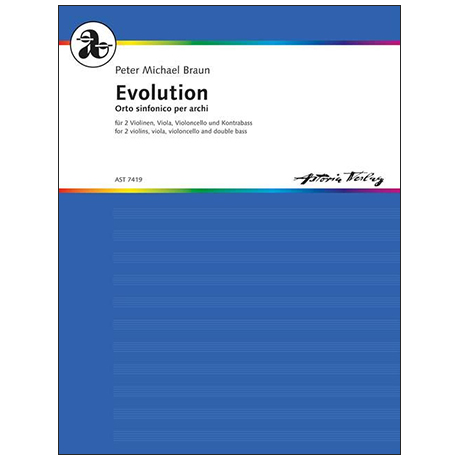 Braun, P. M.: Evolution