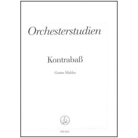 Mahler, G.: Orchesterstudien