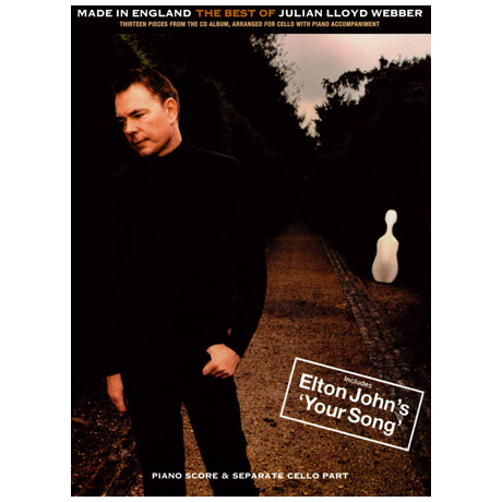Made in England: The best of Julian Lloyd Webber