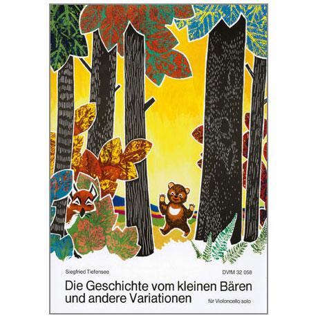 Tiefensee, S.: Die Geschichte vom kleinen Bären und andere Variationen