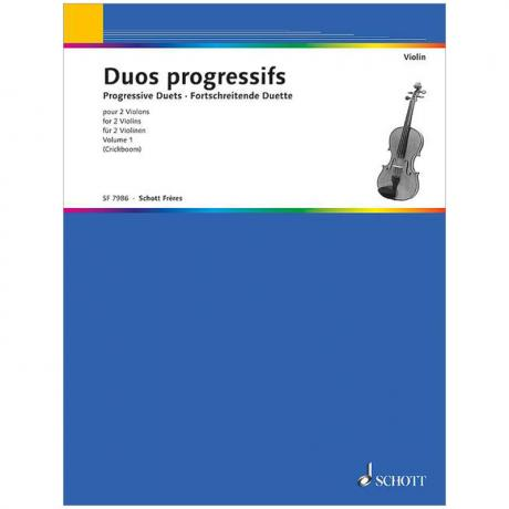 Progressive Duos Band 1