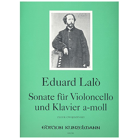 Lalo, E.: Sonate a-moll