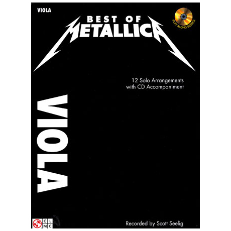 Metallica: Best Of (+CD)