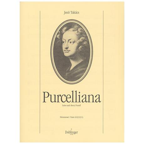 Takacs, J.: Purcelliana – Stimmen