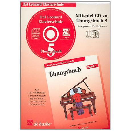 Kreader, B.: Hal Leonard Klavierschule Band 5 (nur CD)