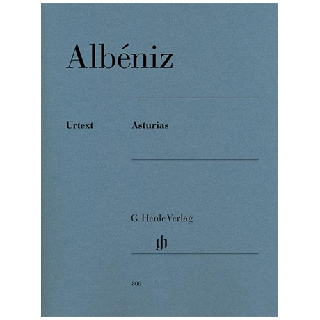 Albéniz, I.: Asturias