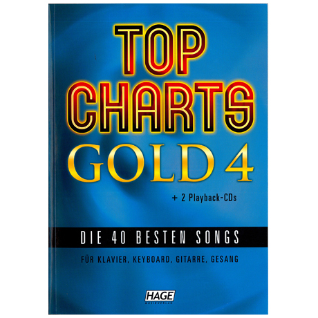 Top Charts Gold 4 (+2CDs)