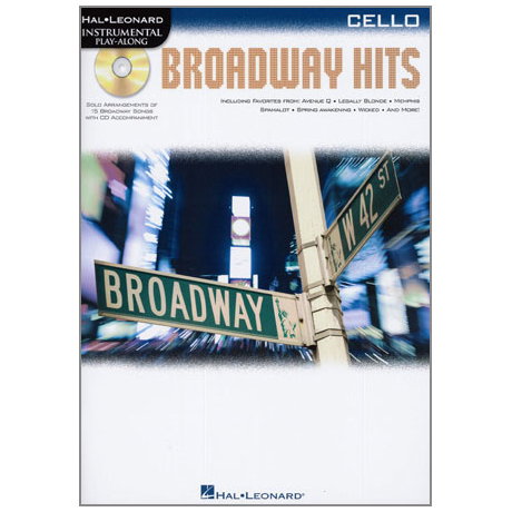 Broadway Hits (+CD)