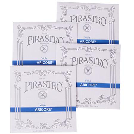 PIRASTRO Aricore Violasaiten SATZ