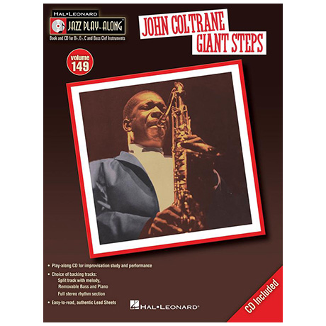 John Coltrane – Giant Steps (+CD)