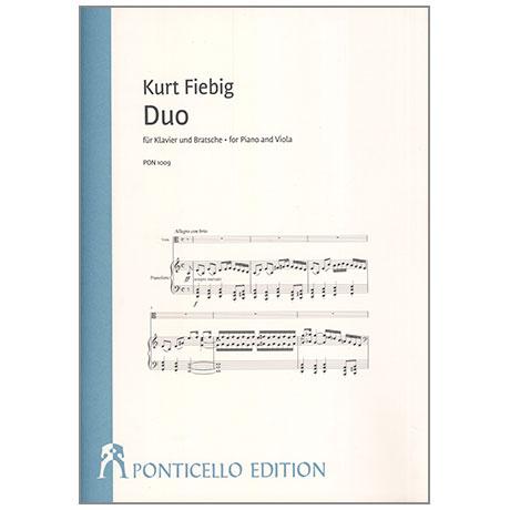 Fiebig, K.: Duo
