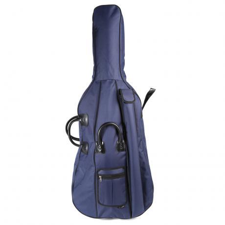 PACATO Challenge Cellohülle 4/4 | dunkelblau