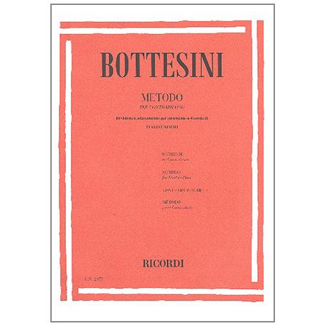 Bottesini, G.: Metodo per contrebasso