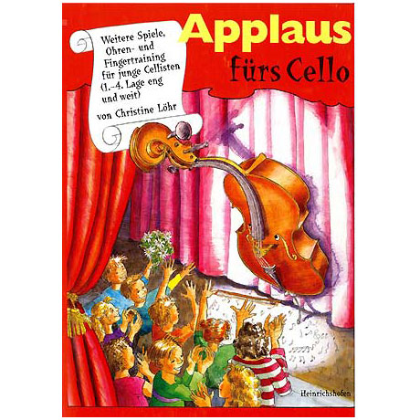 Löhr, Chr.: Applaus fürs Cello