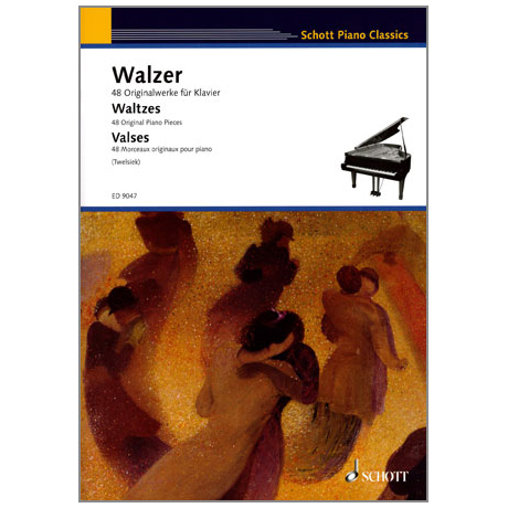 Schott Piano Classics – Walzer