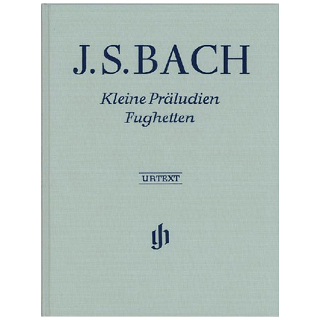 Bach, J. S.: Kleine Präludien und Fughetten