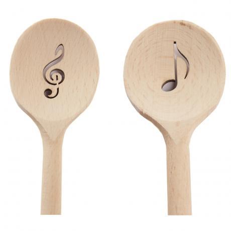 Kochlöffel Violinschlüssel