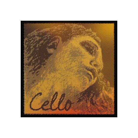PIRASTRO Evah Pirazzi Gold Cellosaite D