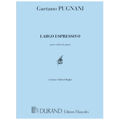 Pugnani, G.: Largo espressivo