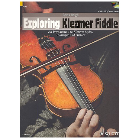Haigh, Ch.: Exploring Klezmer Fiddle (+CD)