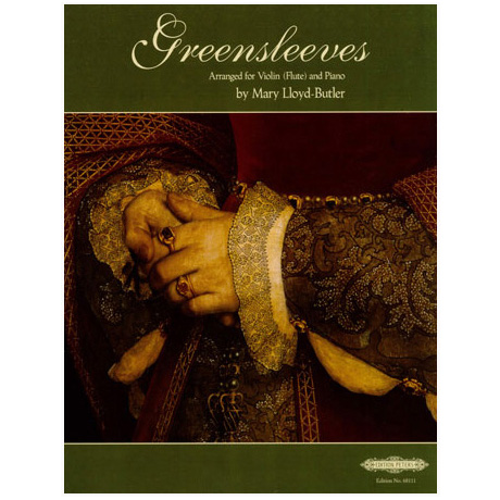 Lloyd-Butler. M.: Greensleeves