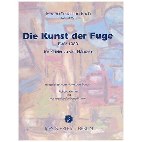 Bach, J.S.: Die Kunst der Fuge BWV1080