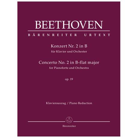 Beethoven, L. v.: Konzert Nr. 2 Op. 19 B-Dur