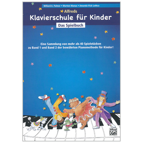 Alfreds Klavierschule für Kinder (Spielbuch)