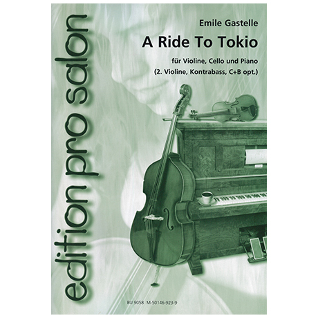 Gastelle, E.: A Ride to Tokio