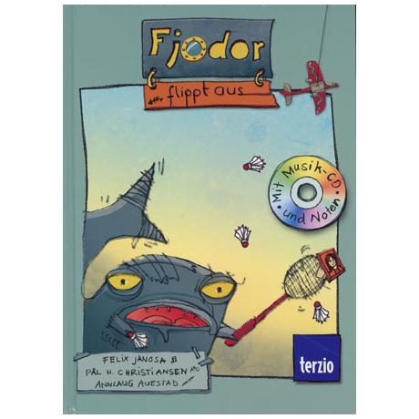 Christiansen: Fjodor flippt aus (+CD)