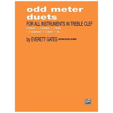 Gates, E.: Odd Meter Duets