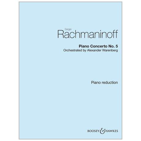 Rachmaninow, S.: Klavierkonzert »Nr. 5«