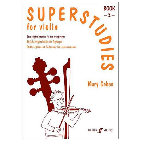 Cohen, M.: Superstudies Book 2