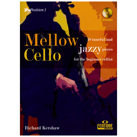 Mellow Cello (+CD)