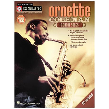 Ornette Coleman (+CD)