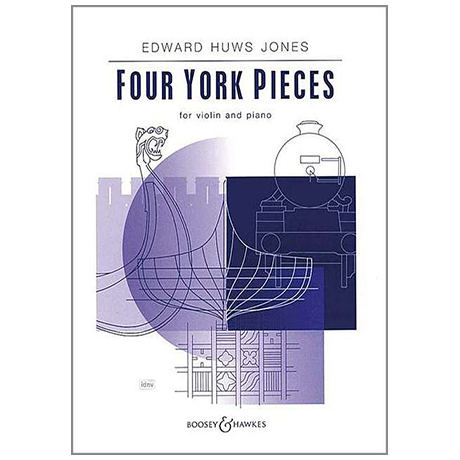 Huws Jones, E.: Four York Pieces