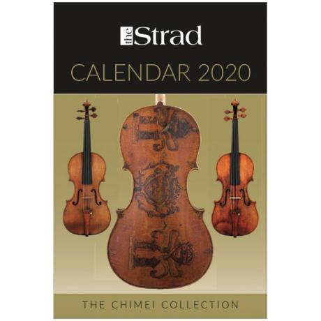 The Strad Calendar 2020: The Chimei Collection