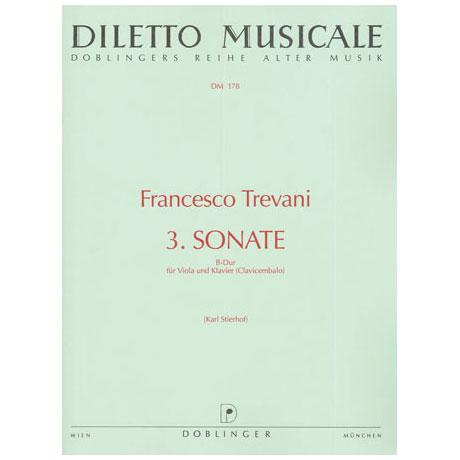 Trevani, F.: Violasonate Nr. 3 B-Dur