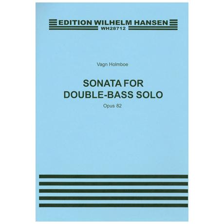Holmboe, V.: Sonata op.82
