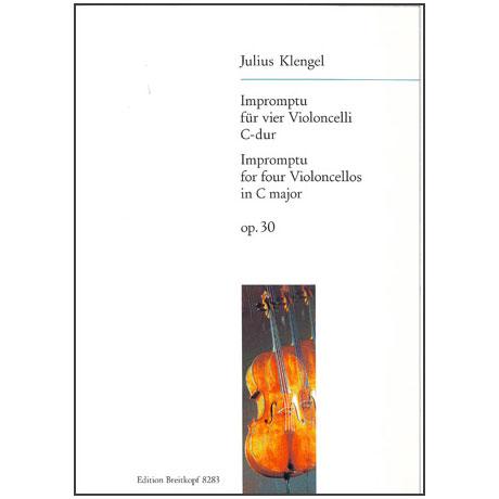Klengel, J.: Impromptu Op. 30 C-Dur
