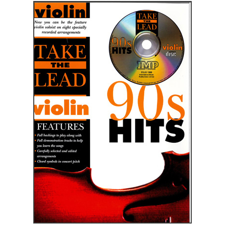 Take The Lead: 90s Hits (+CD)