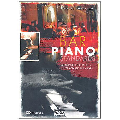 Bar Piano Standards (+2CDs)