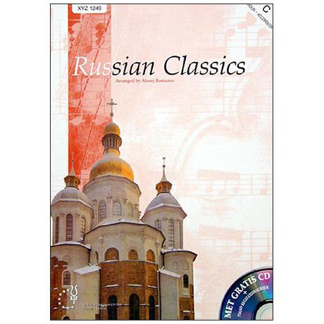 Russian Classics (+CD)