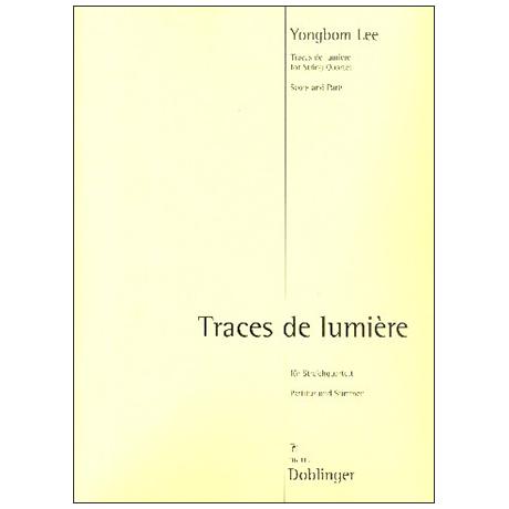 Lee, Y.: Traces de lumière