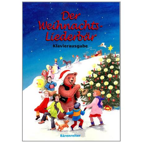 Der Weihnachts-Liederbär – Klavierausgabe