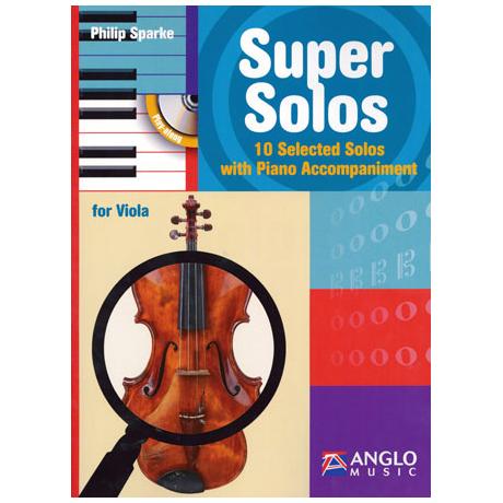 Sparke, P.: Super Solos (+CD)