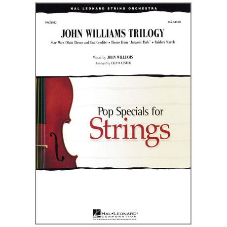 Pop Specials for Strings - John Williams Trilogy